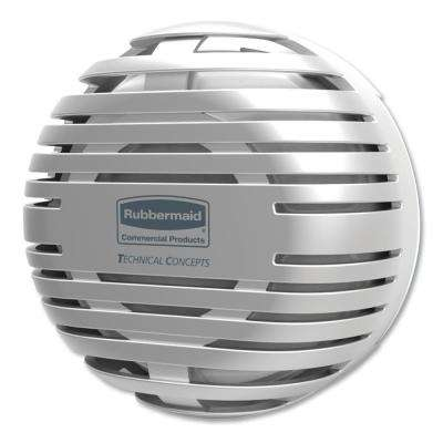 4.09 in. Dia x 2.36 in. TCell Automatic Air Freshener Dispenser in Chrome