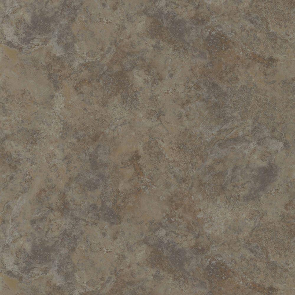 TrafficMASTER Ceramica Sagebrush 12 in. x 12 in. Vinyl Tile Flooring (29 sq. ft. / case)