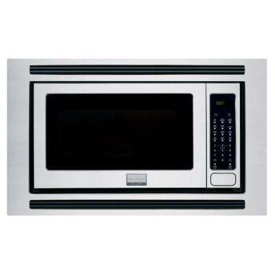 Microwave In Stainless Steel Built Capable With Sensor