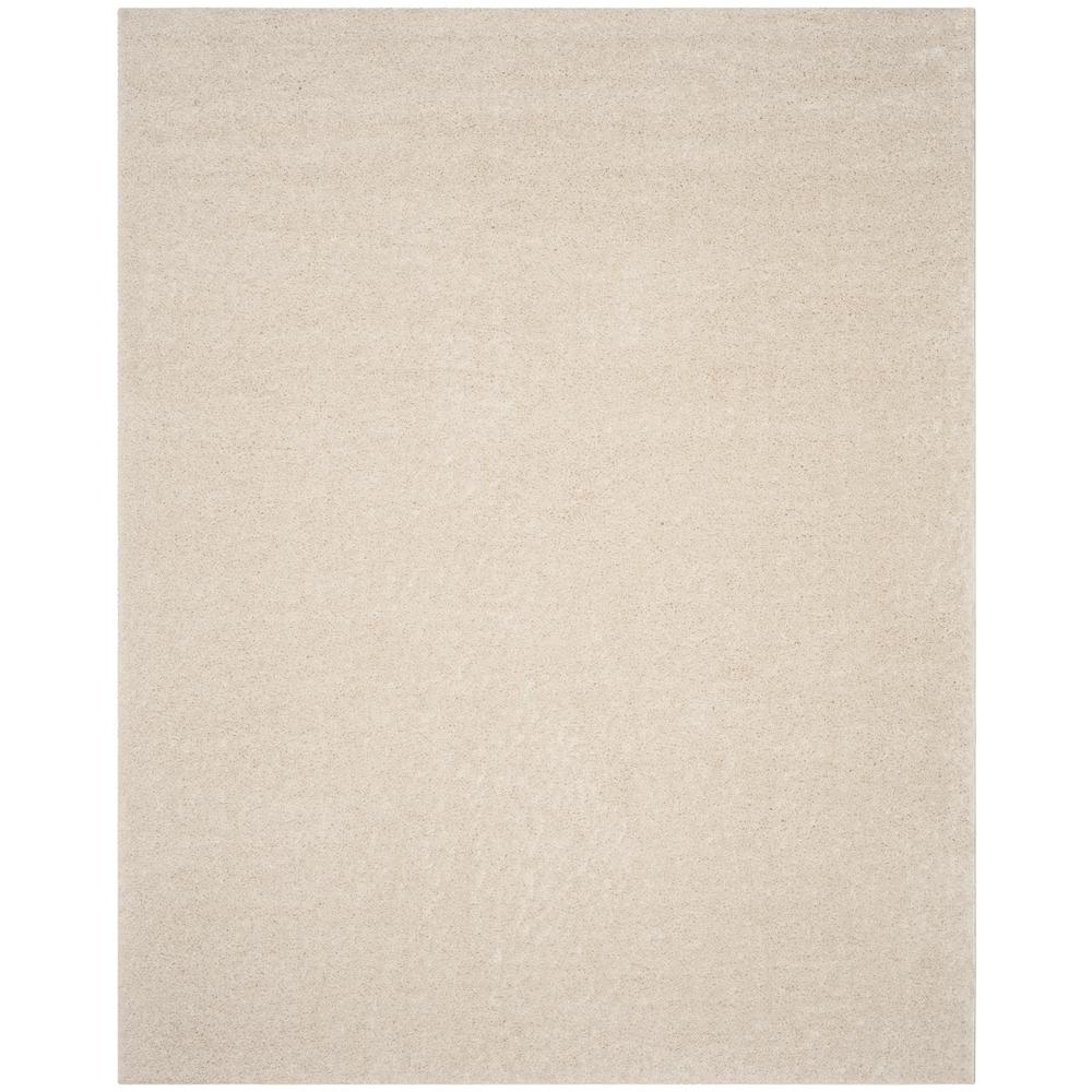 Arizona Shag Cream 8 ft. x 10 ft. Area Rug