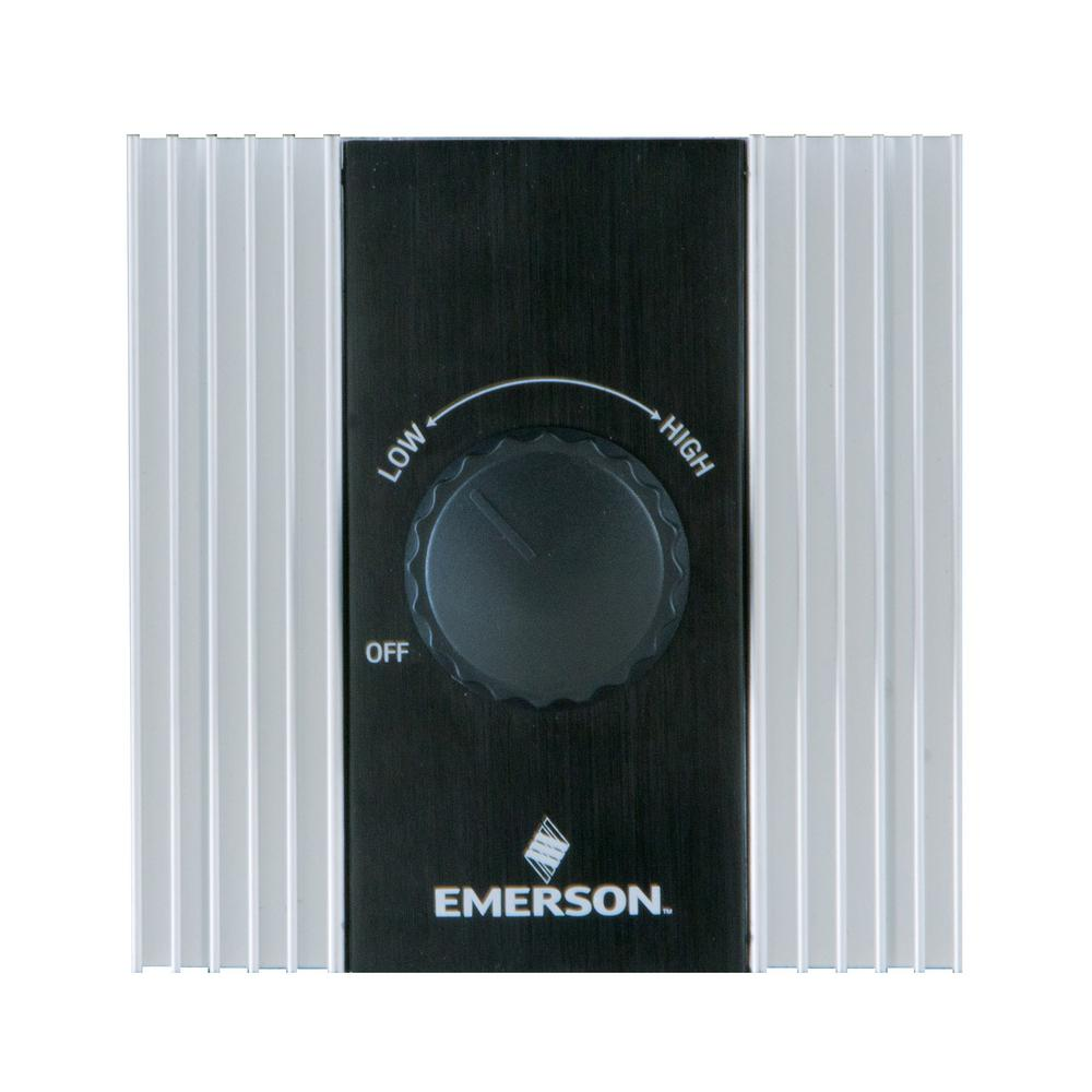 Emerson Infinity 12 Amp Rotary Control Sw82 The Home Depot