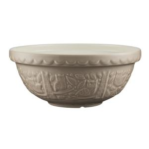 Mason Cash In The Forest 11 inch x 4.75 inch Owl Stone Mixing Bowl by Mason Cash