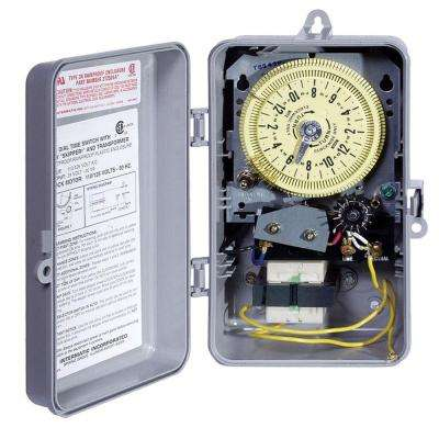 T8800 Series 125-Volt Input with 24-Volt Output Indoor/Outdoor Irrigation/Sprinkler Timer
