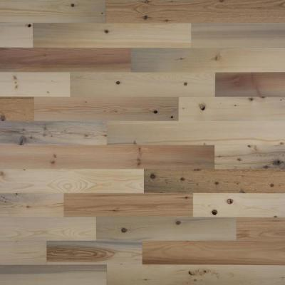 1/8 in. x 4 in. x 12-42 in. Peel and Stick Natural Wooden Decorative Wall Paneling (20 sq. ft./Box)