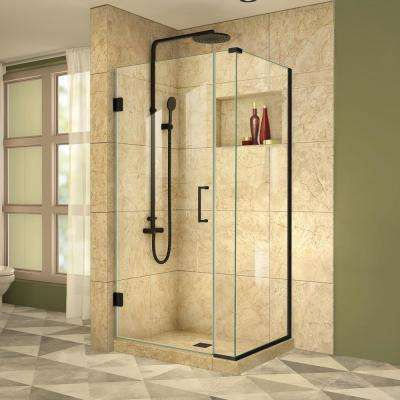 Unidoor Plus 34-1/2 in. W x 72 in. H Frameless & 30 - 36 - Recently Added - Shower Doors - Showers - The Home Depot