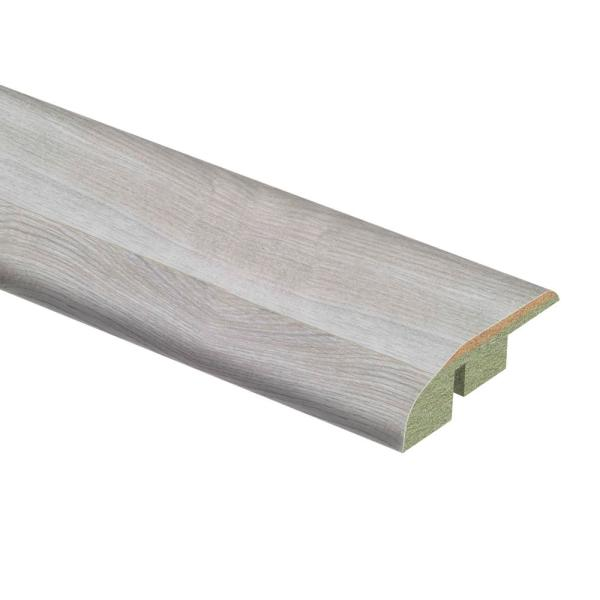 Ventura Gray Oak 1/2 in. Thick x 1-3/4 in. Wide x 72 in. Length Laminate Multi-Purpose Reducer Molding