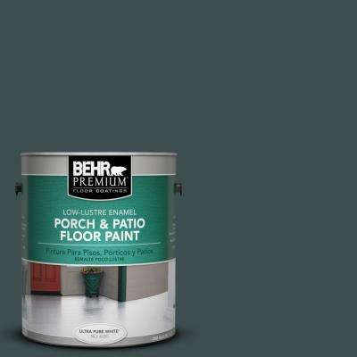 1 gal. #S440-7 Thermal Low-Lustre Porch and Patio Floor Paint