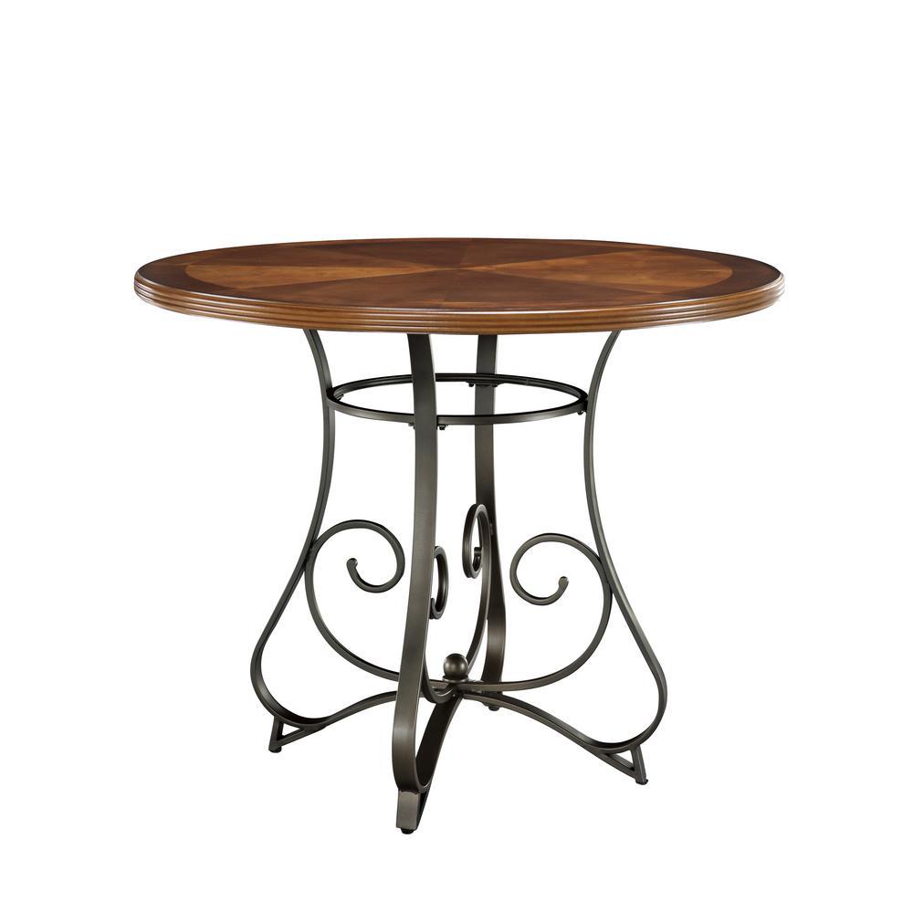 Hamilton Counter Height Medium Cherry Dining Table
