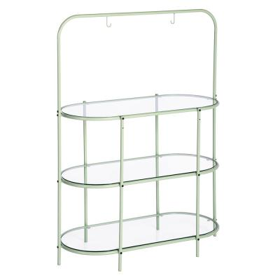 Sexton Green 3-Tiered Indoor Plant Stand