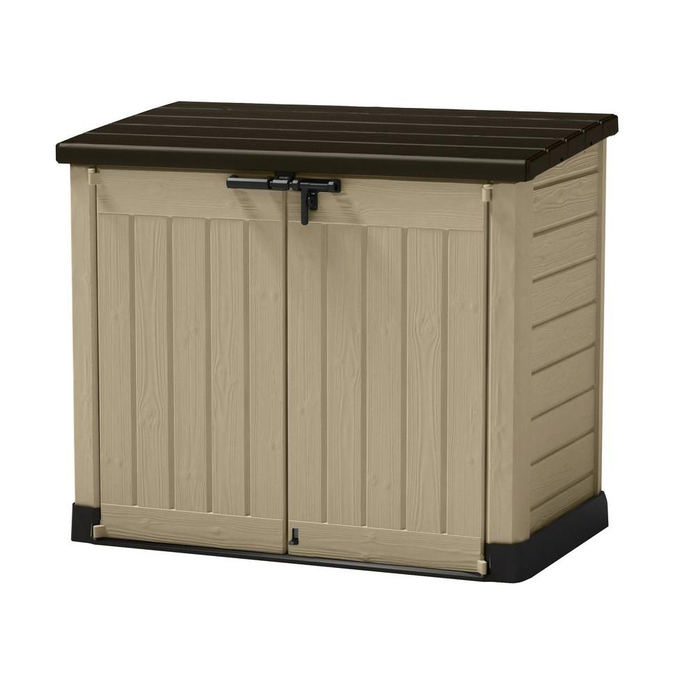 Keter 4.75 ft. x 2.6 ft. x 4 ft. Store-It-Out Max Shed, B...