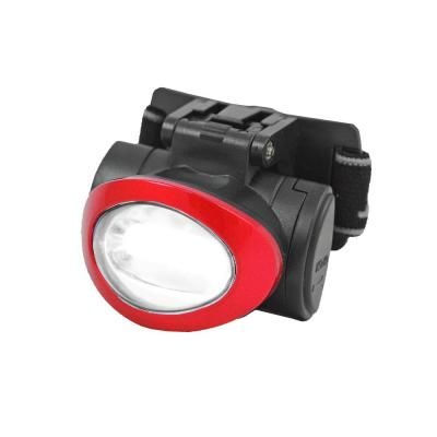 Battery Operated COB Headlamp (2-Pack)