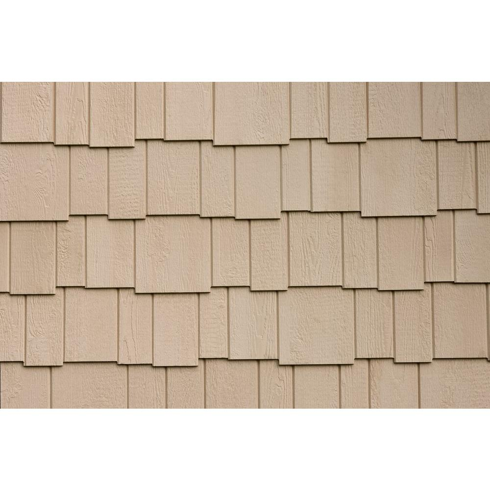 TruWood Old Mill Shingle Lap 11.5 in. x 48 in. Composite Wood Lap Siding