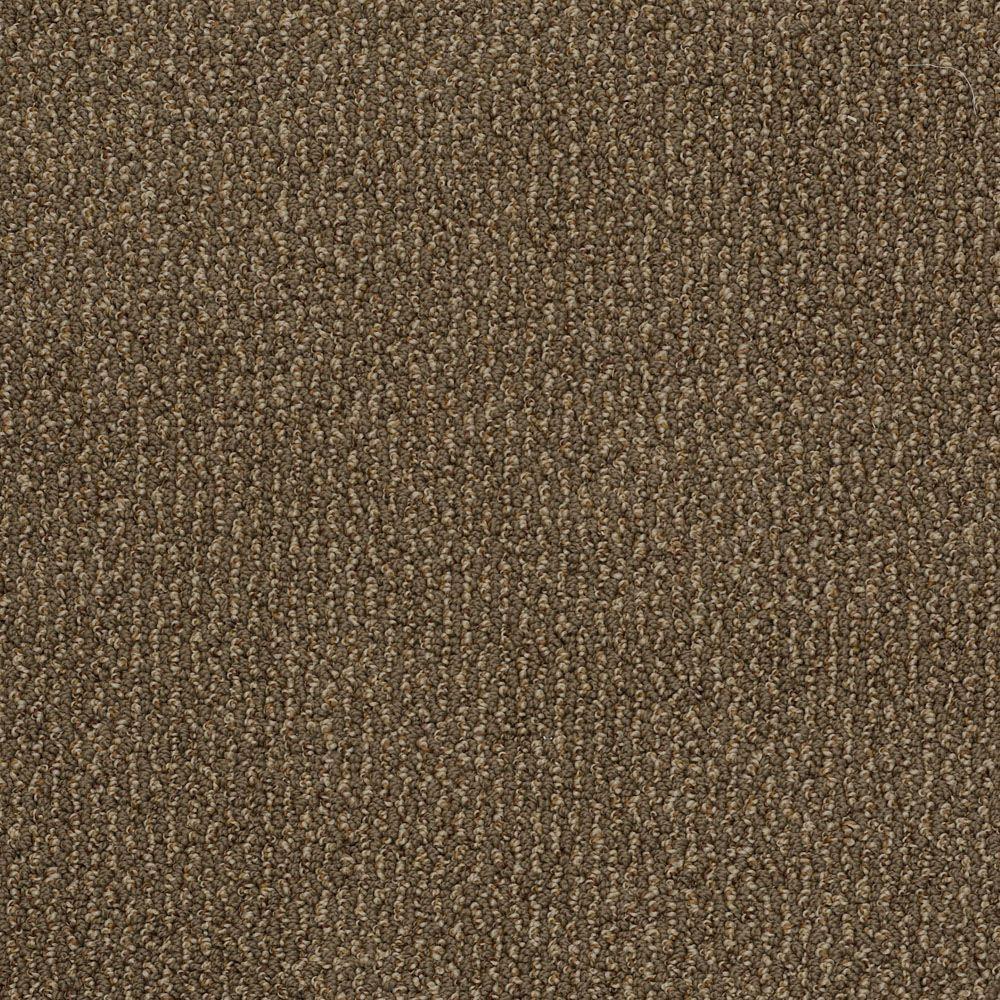 Braidley (B) - Color Mocha Torte 12 ft. Carpet