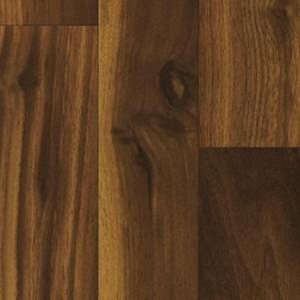Shaw native collection northern walnut laminate flooring for Shaw wood laminate flooring