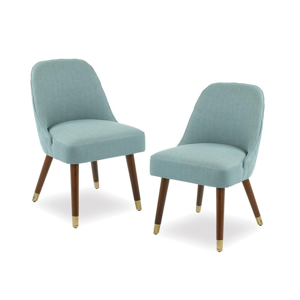 Jenna Klein Sea Dining Chair, Set of 2