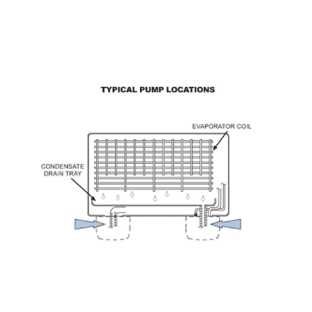 Aspen Mini Split Condensate Pump Wiring Diagram