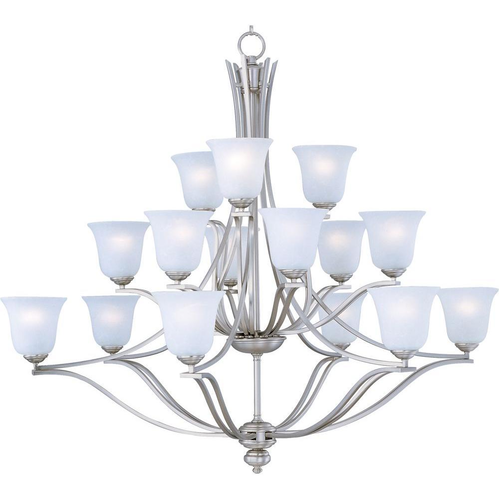 Maxim Lighting Madera 15-Light Chandelier