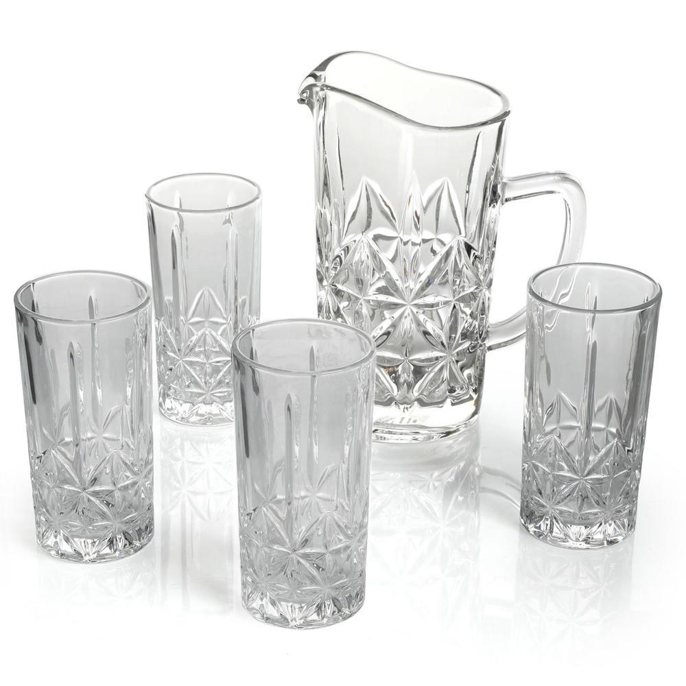 0.37 Gal. Glass Beverage Serveware