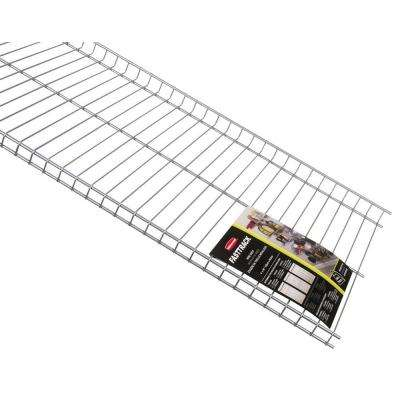 48 in. L x 16 in. D FastTrack Garage Wire Shelf