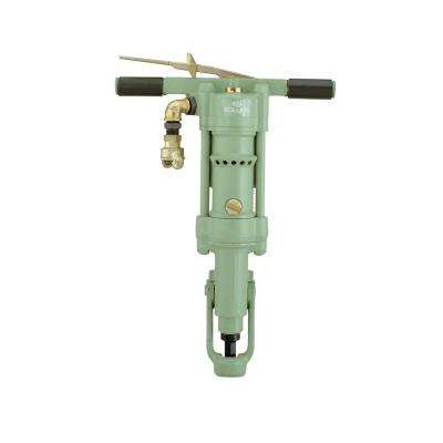 MRD-40 Air Powered 7/8 in. x 4-1/4 in. Shank Rock Drill
