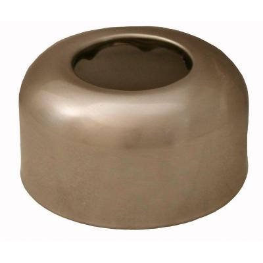 Oil Rubbed Bronze Jones Stephens E0705RB Escutcheon Bell Pattern