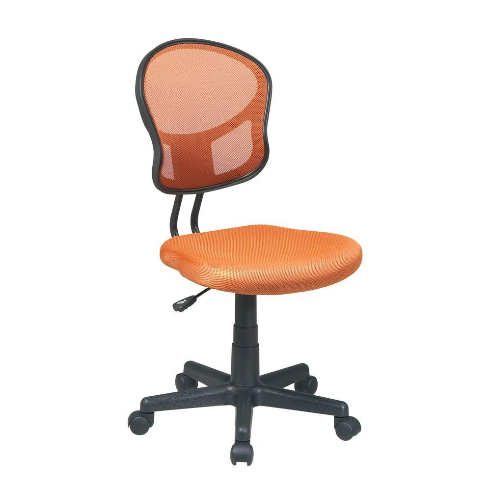 Ospdesigns Orange Office Chair