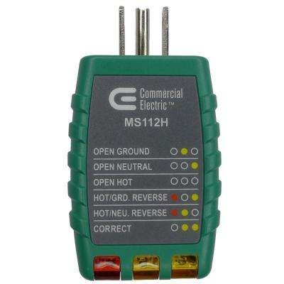 Tools Outlet Tester, Green