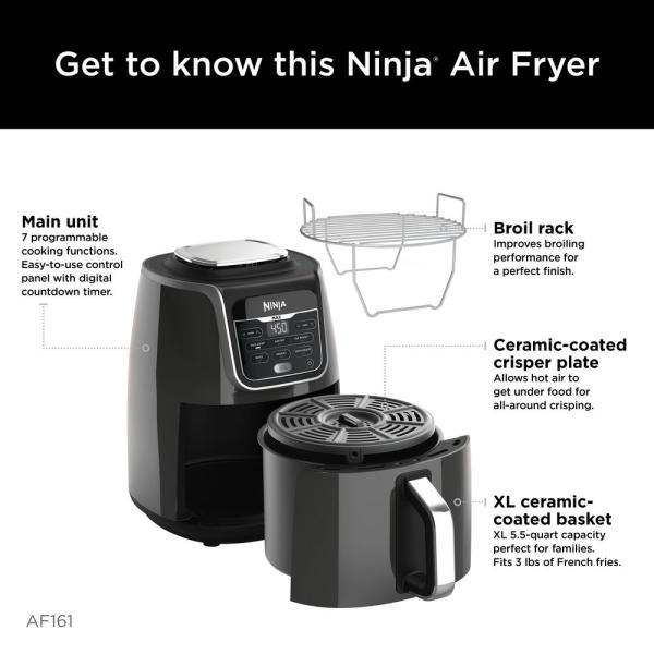 air fryer ninja xl