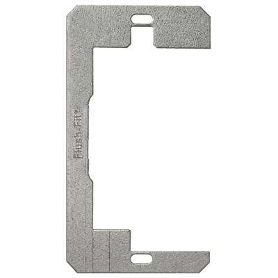 1-Gang Flush-Fit Wall Plate Spacer (10 Pack of 3)