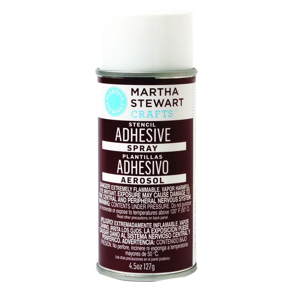 Martha Stewart Crafts 4.5-oz. Stencil Adhesive