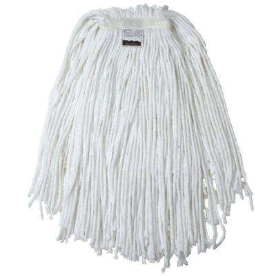 #24, 4-Ply Cotton Mop Head with Cut-Ends