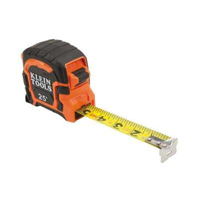 25 ft. Single Hook Non-Magnetic Tape Measure