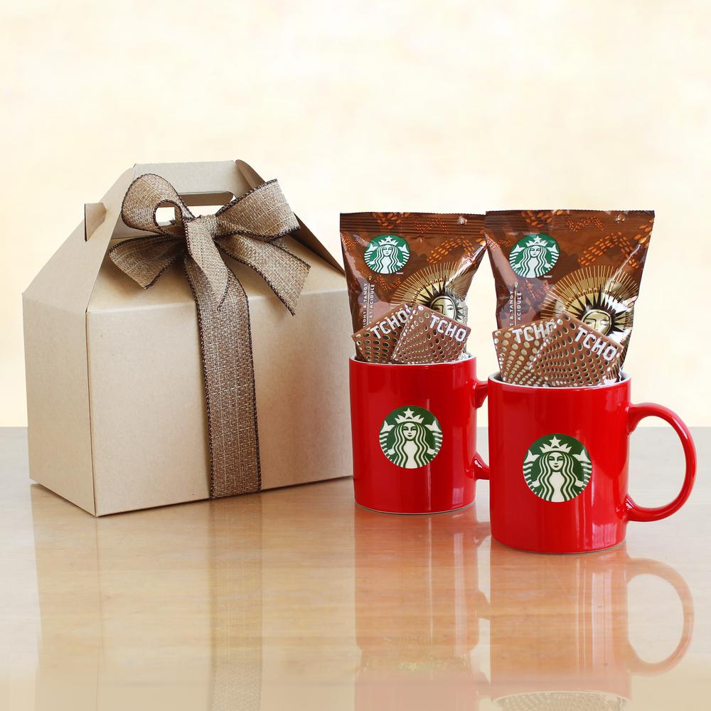 Givens Company Starbucks Care Package Giv 5732 The Home Depot