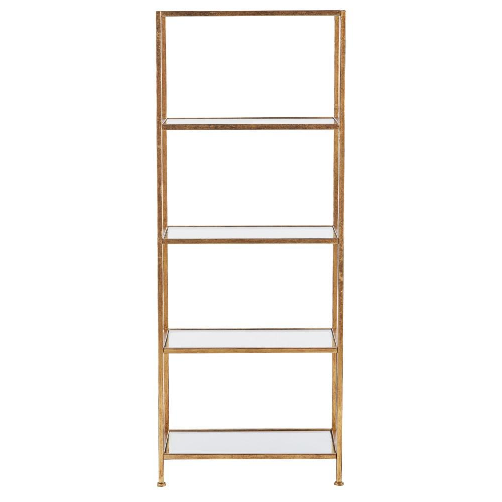 bookcase you gold ll wayfair etagere bookcases furniture love glass