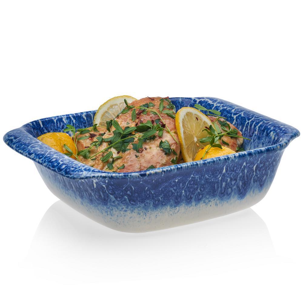 Artisan Square Stoneware Bake Dish