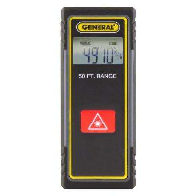 50 ft. Compact Laser Measure