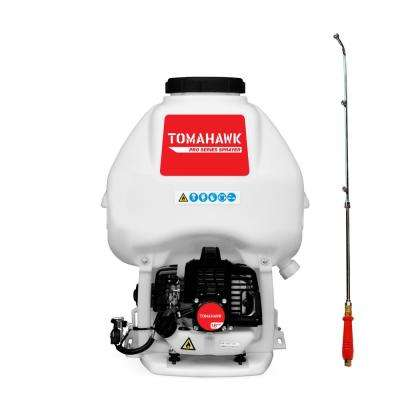 6.6 Gal. Gas Power Backpack Sprayer for Pesticide and Fertilizer