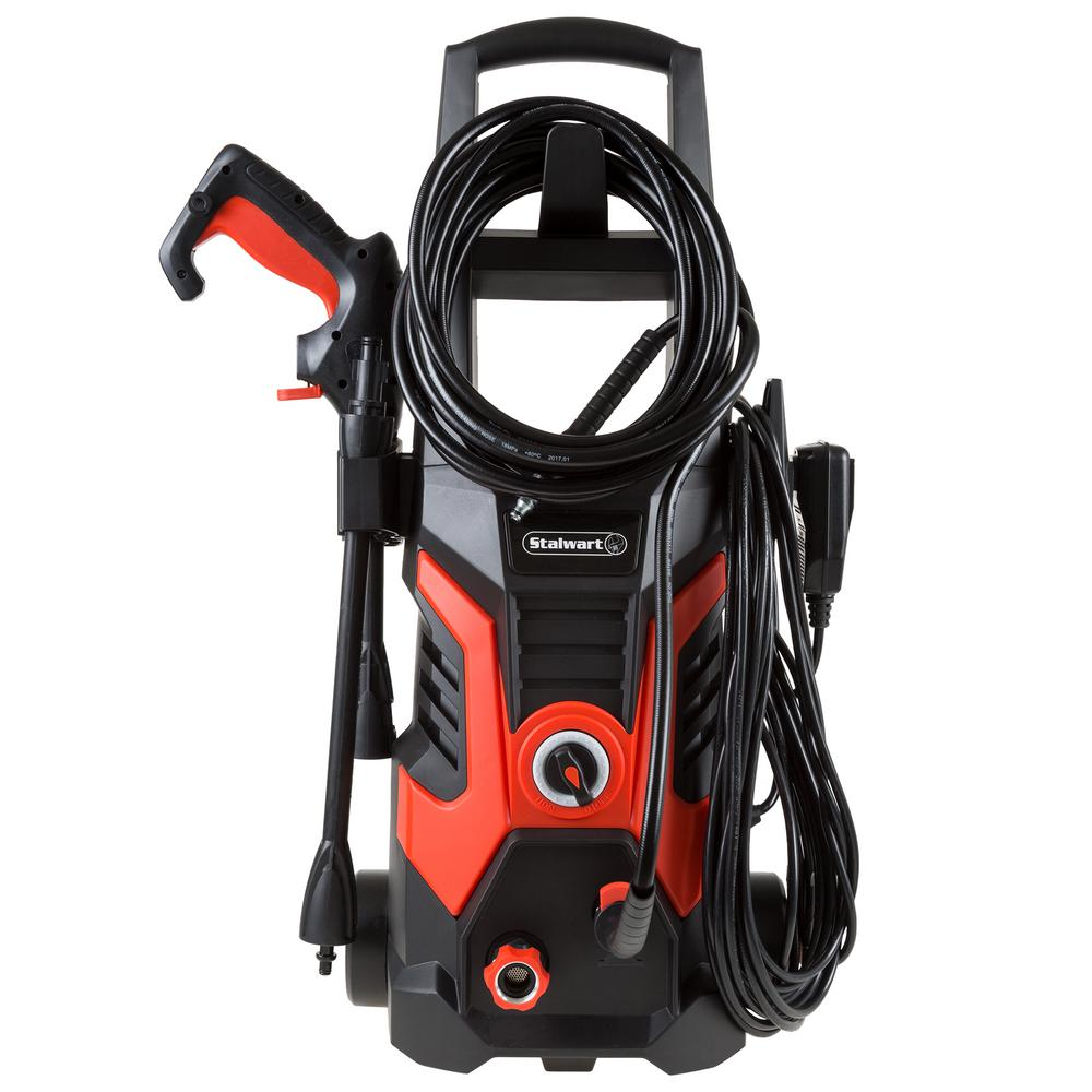 Stalwart 1900 PSI 1.5 GPM Electric Power Washer