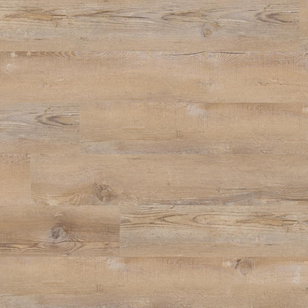 MSI Lowcountry Oak Bluff 7 in. x 48 in. Glue Down Luxury Vinyl Plank Flooring (39.52 sq. ft. / case)