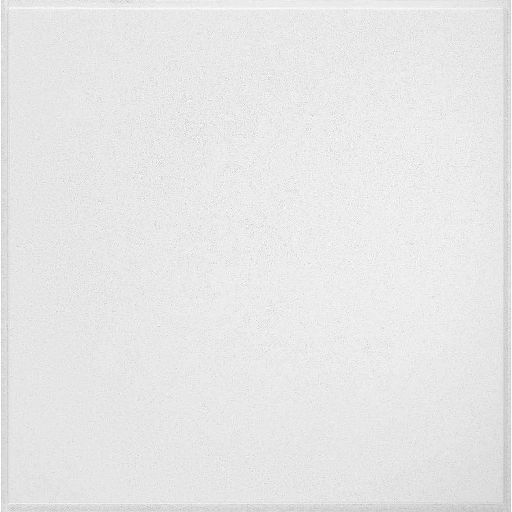 Armstrong CEILINGS Yuma White 2 ft. x 2 ft. Tegular Ceiling Tile (64 sq. ft. / Case)