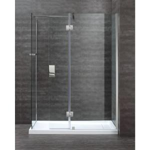 Ove Decors Nevis 32 In X 60 In X 81 5 In Walk In Shower