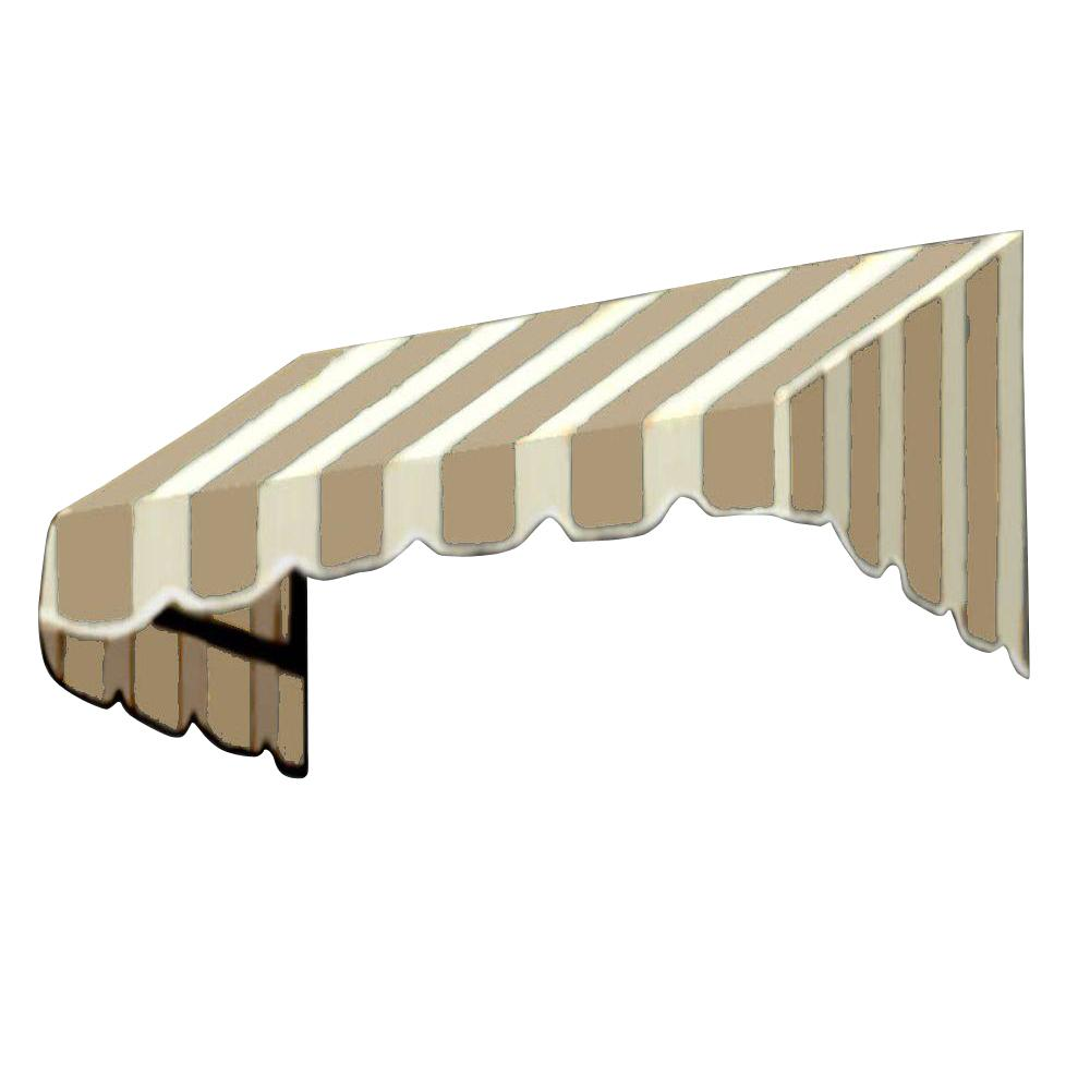 50 ft. San Francisco Window/Entry Awning (56 in. H x 36