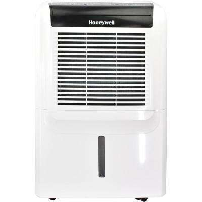 50-Pint ENERGY STAR Dehumidifier with Built-In Vertical Pump