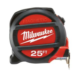 25 ft. Magnetic Tape Measure