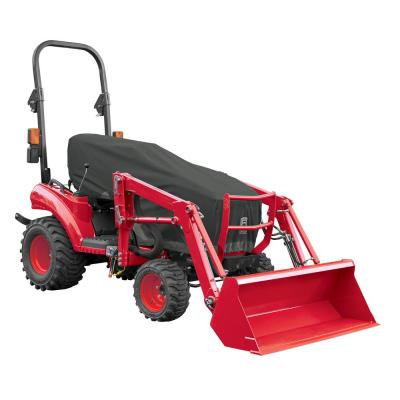 Lawn Mower Covers Riding Mower Tractor Attachments The Home Depot