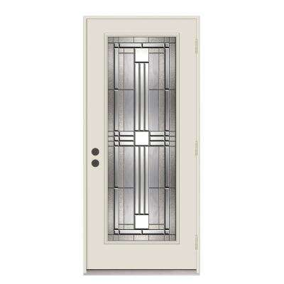 modern pick up today exterior prehung doors with glass steel