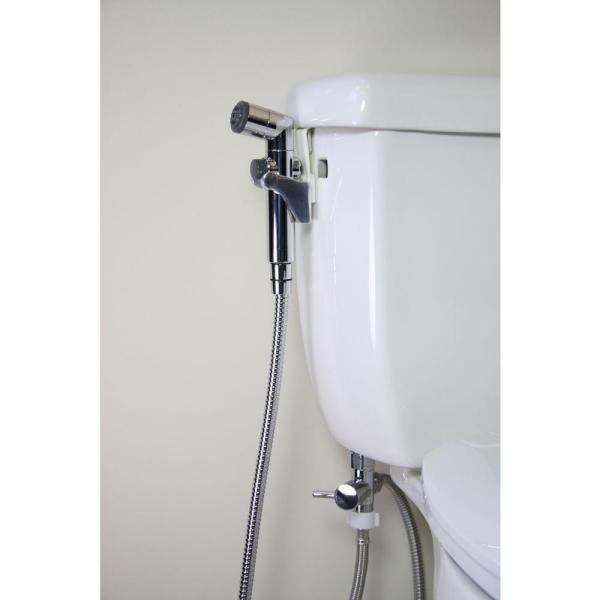 Brondell CleanSpa Hand Held Bidet in Silver CS 30   The Home Depot