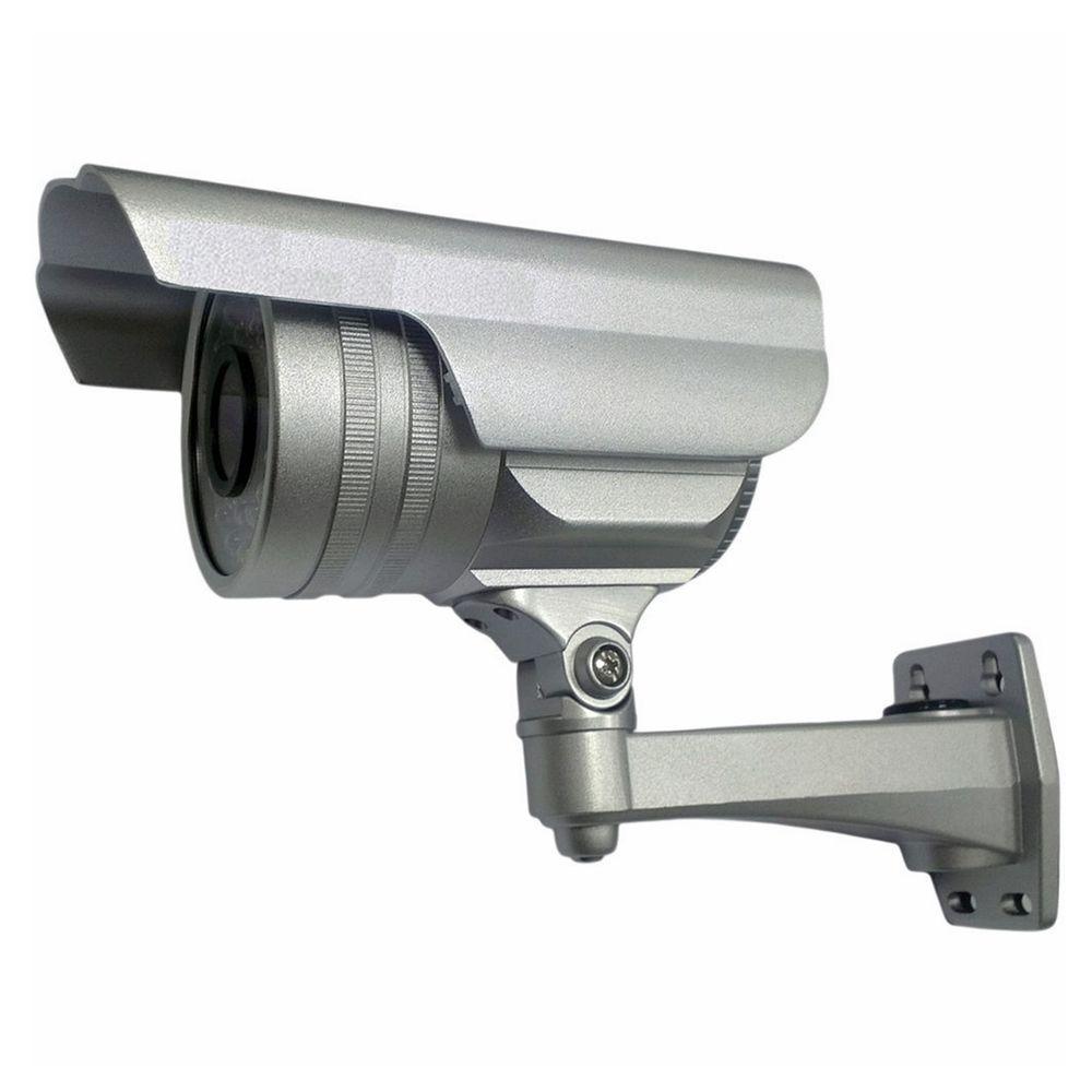SeqCam Wired Weatherproof IR Color Indoor/Outdoor Security Camera ...