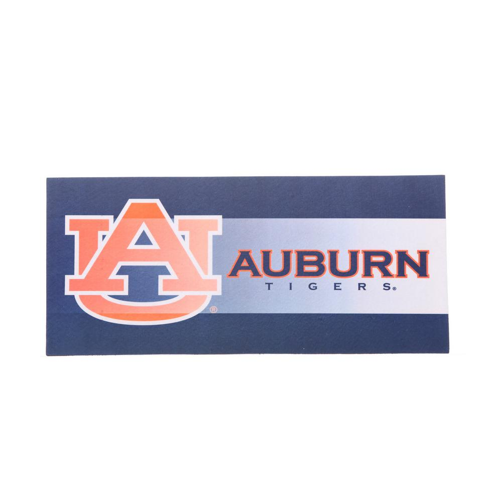 Auburn University 22 in. x 10 in. Decorative Insert Mat