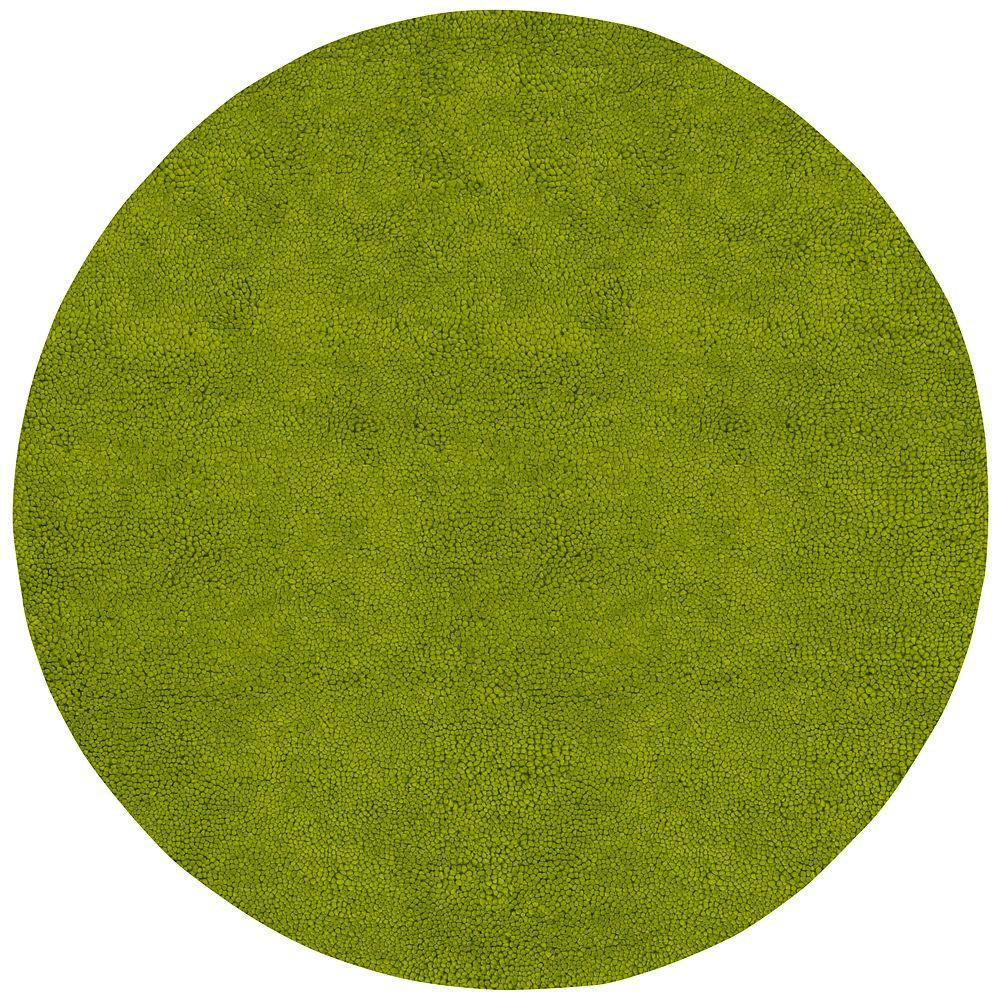 Artistic Weavers Cambridge Lime Green 10 Ft. Round Area Rug Clarkson 10RD    The Home Depot